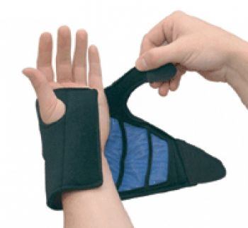 Aculife Hot/Cold Universal Wrist Therapy Brace with Splint